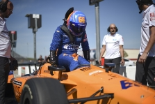 "<span style=""background:#3f3f3f; color:white; padding: 0 2px"">IndyCar</span> F. Alonso: prioritetas 2020 m. - ""Indianapolis 500"" lenktynės"