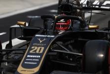 """""""Haas"""" neplanuoja keisti bolido išdažymo"""