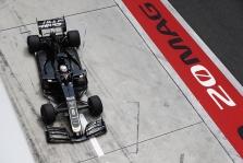 R. Grosjeanas: lenktynių metu padangos praranda sukibimą