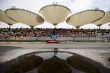 Kinijos GP gali įvykti spalio 18 d.