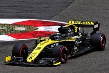 D. Ricciardo: šaunu iškovoti taškus bei finišuoti lenktynėse