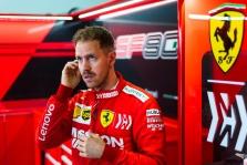 S. Vettelis tikėjosi būti greitesnis