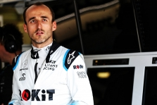 """R. Kubica: dvi """"Williams"""" mašinos tarsi iš skirtingų pasaulių"""