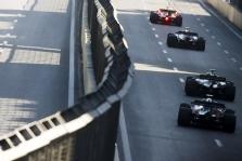 Azerbaidžano GP: važiavimų tvarkaraštis