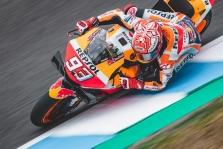 "<span style=""background:#d5002c; color:white; padding: 0 2px"">MotoGP</span> Jereze nugalėjo ir čempionato lyderiu tapo M. Marquezas"
