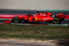 S. Vettelis: paskutinis sektorius atskleidė silpnąsias puses