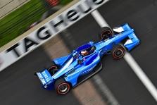 "<span style=""background:#3f3f3f; color:white; padding: 0 2px"">IndyCar</span> Indianapolio GP lenktynes iš ""pole"" pozicijos pradės F. Rosenqvistas"