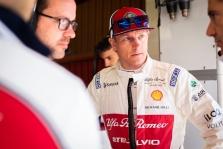 K. Raikikonenas: Vettelį nubaudė neteisingai