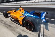 """Z. Brownas: mes nenusipelnome teisės dalyvauti """"Indy 500"""" lenktynėse"""