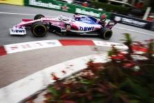 """""""Racing Point"""" tikisi pažangos kitose lenktynėse"""
