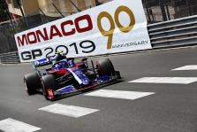 Monako GP: kvalifikacija (tiesiogiai)
