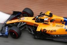 """C. Sainzas: atlikau geriausią manevrą per savo karjerą """"Formulėje-1"""""""