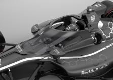 """<span style=""""background:#3f3f3f; color:white; padding: 0 2px"""">IndyCar</span> Komandos naudos """"Red Bull"""" sukurtus """"aerodinaminius skydus"""""""