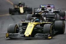 """D. Ricciardo: ketvirtoji vieta mums prilygsta """"pole"""" pozicijai"""
