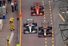 M. Verstappenas Monake ilgą laiką naudojo netinkamus variklio nustatymus