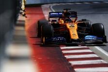 """C. Sainzas ir L. Norrisas lieka """"McLaren"""" 2020 metais"""