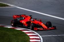 "M. Binotto: Prancūzijos trasa - netinkama ""Ferrari"""