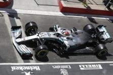 """""""Mercedes"""": mūsų strategija nesuveikė"""