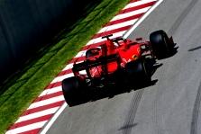 S. Vettelis gavo du baudos taškus