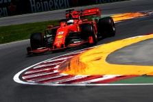 """Ferrari"" kreipėsi į FIA dėl S. Vettelio incidento"