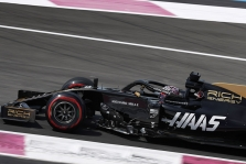 """Rich Energy"" logotipai liks ant ""Haas"" bolidų"