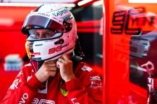 S. Vettelis: atnaujintų detalių bandymai buvo sėkmingi