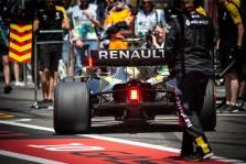 """M. Budkowski: """"Renault"""" neturi resursų pasivyti """"Mercedes"""""""