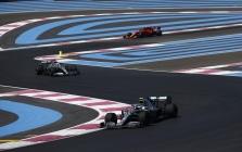 Prancūzijos GP: šeštadienio treniruotė