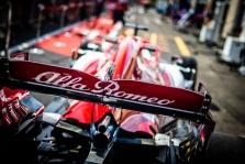 """""""Alfa Romeo"""" planuoja trauktis iš F-1?"""