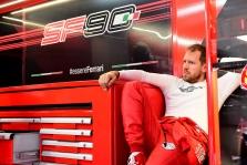 """S. Vettelis: """"Ferrari"""" nepasiekė iškeltų tikslų"""