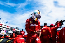 S. Vettelis: turime atsigriebti už pernai patirtą nesėkmę Vokietijoje