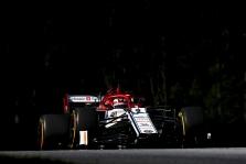 K. Raikkonenas: sunku pasakyti ar dėl naujo priekinio sparno lenktynės tapo įdomesnėmis