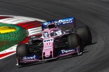 """S. Perezas tikisi permainų """"Formulėje-1"""""""