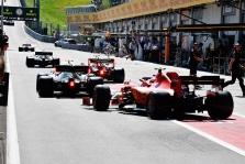 R. Schumacheris: su problemomis gali susidurti ir didžiosios komandos