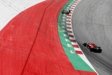 Austrijos GP: lenktynės (tiesiogiai)
