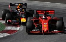 S. Vettelis: 2014 m. ir šių metų situacijos skiriasi