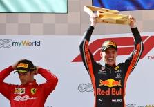 M. Verstappenas nemano, kad ateityje jam teks kovoti tik su C. Leclercu