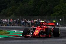 "C. Leclercas: lenktynėse bus labai sunku kovoti su ""Mercedes"""