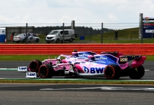 """""""Racing Point"""" komandos vadovas: kovosime dėl taškų visuose likusiuose etapuose"""