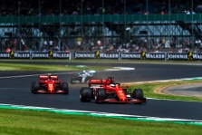 S. Vettelis: tiesiog nesisekė iš bolido išspausti maksimumo