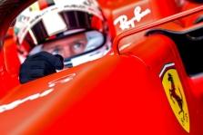S. Vettelis nėra toks kietas