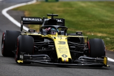 D. Ricciardo: tai buvo geros lenktynės