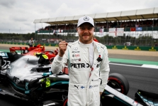 "Silverstouno trasoje ""pole"" poziciją iškovojo V. Bottas"