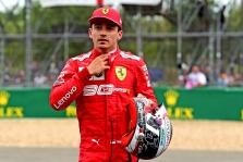 C. Leclercas laukia sunkios kovos kvalifikacijoje