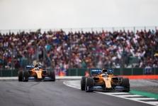 """""""McLaren"""" komandos vadovas: greitis lėtuose posūkiuose yra viena iš mūsų silpnųjų vietų"""