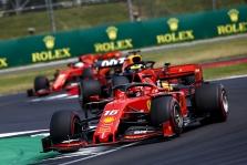 C. Leclercas: su M. Verstappenu turėjau kovoti agresyviau nei įprastai
