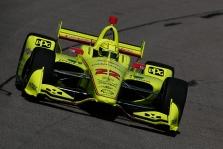 "<span style=""background:#3f3f3f; color:white; padding: 0 2px"">IndyCar</span> Ajovoje ""pole"" poziciją iškovojo S. Pagenaud"