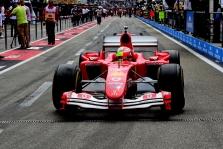 S. Kehm: Mickas Schumacheris gali tapti F-1 čempionu
