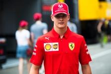 M. Schumacheris: man padeda tėvo patarimai