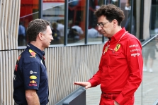 """M. Binotto: """"Red Bull"""" planas mums ne prioritetas"""